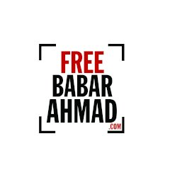 Official logo of the Free Babar Ahmad campaign to bring me home from prison