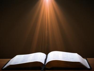 lightsthiningdownonbook