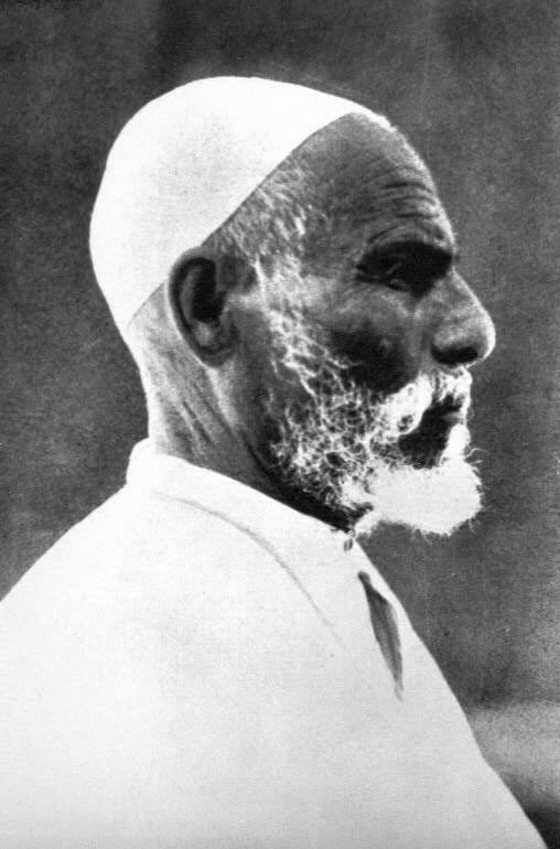Omar Mukhtar 1858-1931