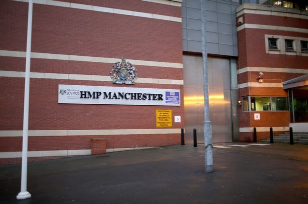 HM Prison Manchester, image Manchester Evening News